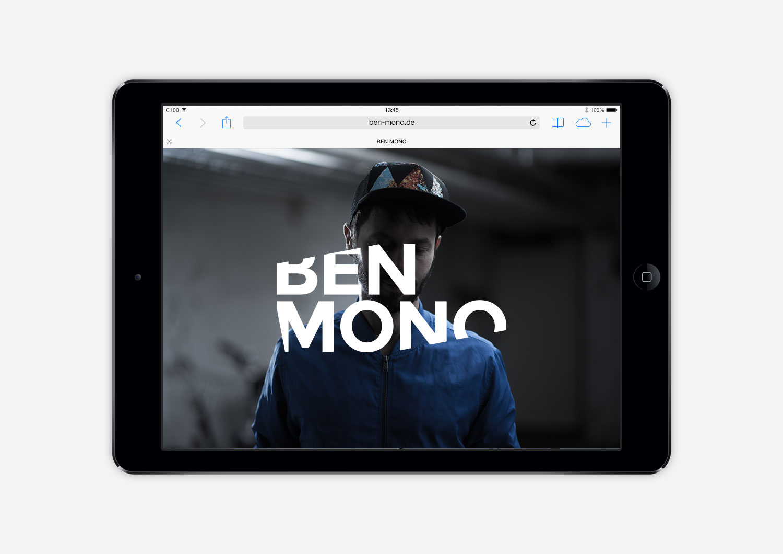 Ben-Mono-Mockup-20150216-iPad-1Landing Page