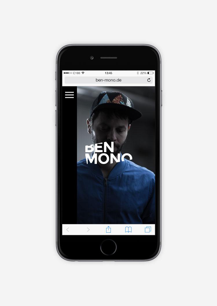 Ben-Mono-Mockup-20150216-iPhone-1Landing Page