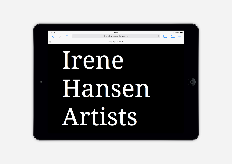 20150408-Irene Hansen-iPad-1500px-Splashpage