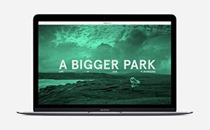 A Bigger Park Web